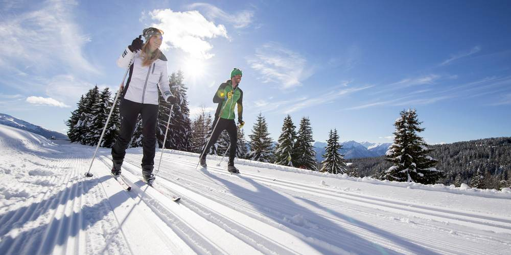Langlauf Meransen :: Langlaufen Gitschberg Jochtal