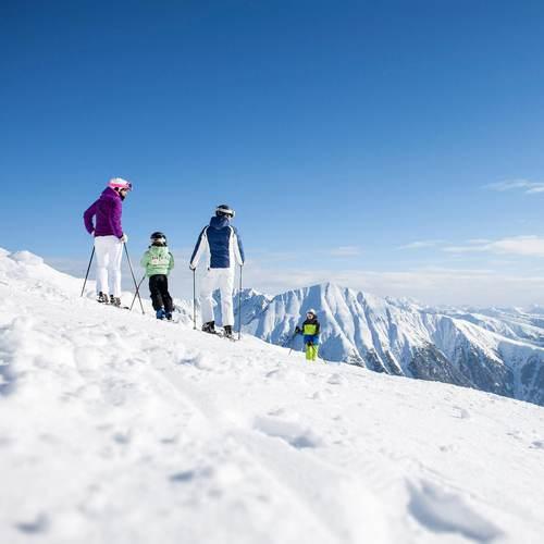 Skigebiet Gitschberg Jochtal ✱ Winterurlaub in Südtirol