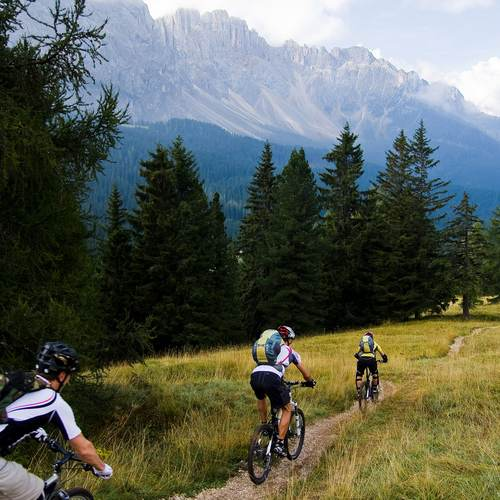 Mountainbike Südtirol ✱ Mountainbike & E-Bike Pustertal