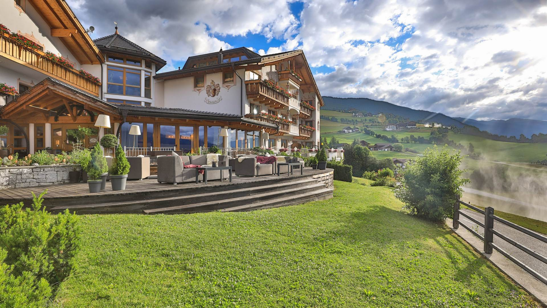 Hotel Südtirol :: Berg-Hotel in Meransen im Pustertal