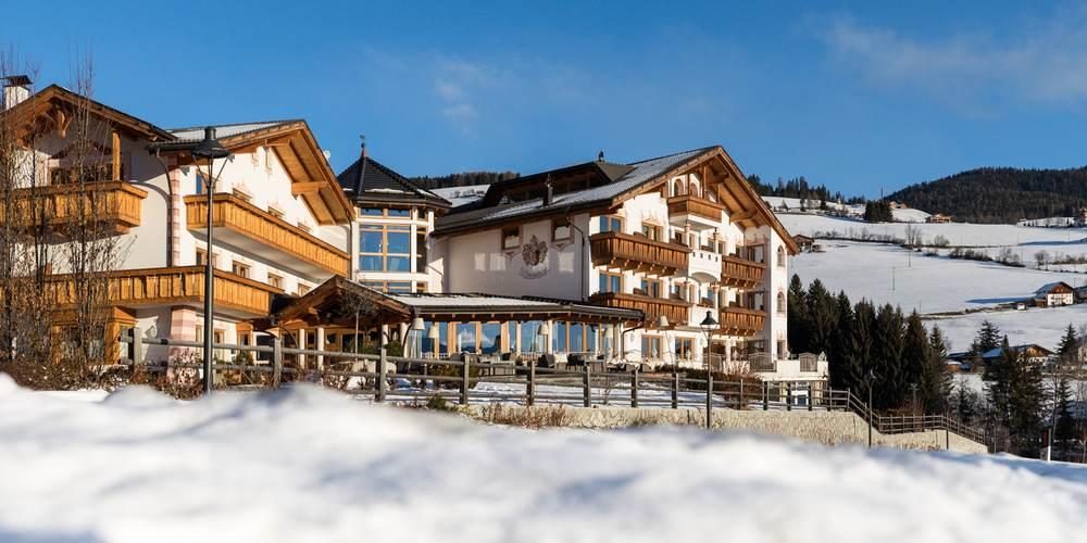 Hotel Gitschberg Meransen ► Top-Hotels in Meransen
